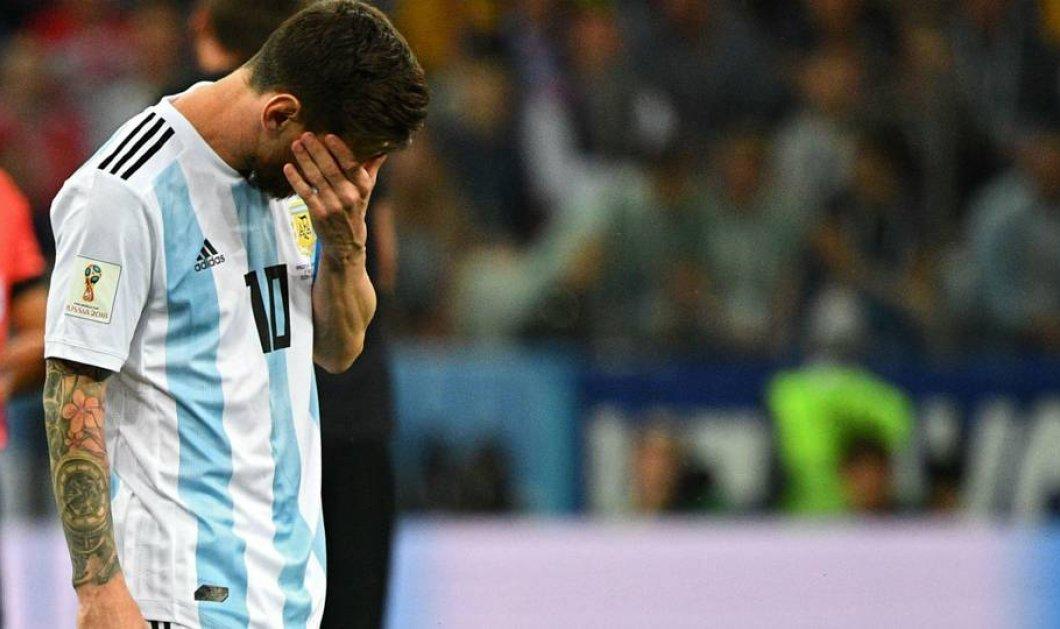 Μουντιάλ 2018: Ήττα-σοκ για την Αργεντινή από την Κροατία - Κινδυνεύει με αποκλεισμό (Βίντεο) - Κυρίως Φωτογραφία - Gallery - Video