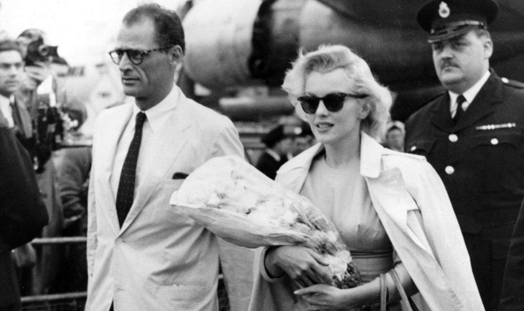 "Vintage story: Μέριλιν Μονρόε – Άρθουρ Μίλερ: ""Δεσμεύομαι να σε κάνω πάντα να χαμογελάς- Παντρέψου με σήμερα, μικρή» (ΦΩΤΟ) - Κυρίως Φωτογραφία - Gallery - Video"