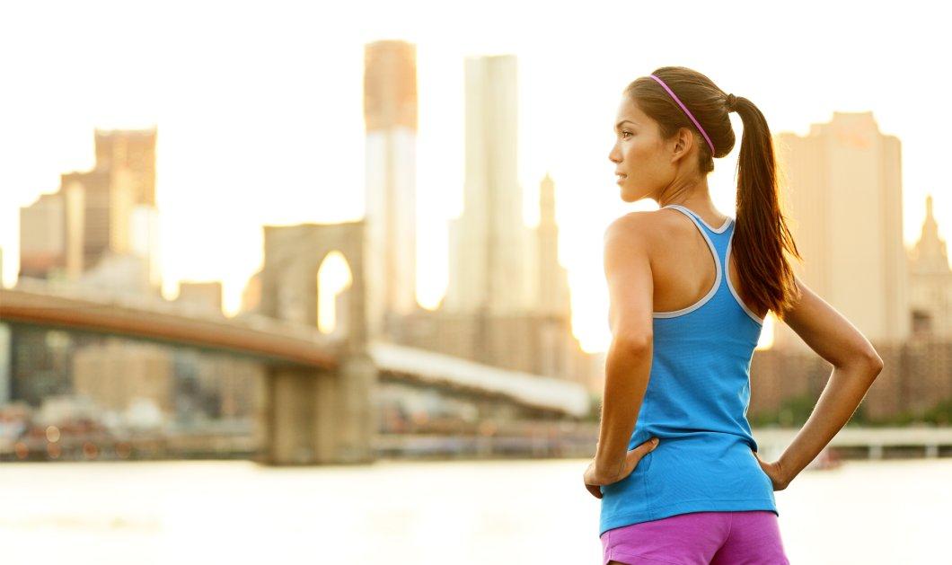 Τρέξιμο στην ζέστη: 7 πολύτιμες συμβουλές - Τα ρούχα, η ενυδάτωση, το ντους  - Κυρίως Φωτογραφία - Gallery - Video