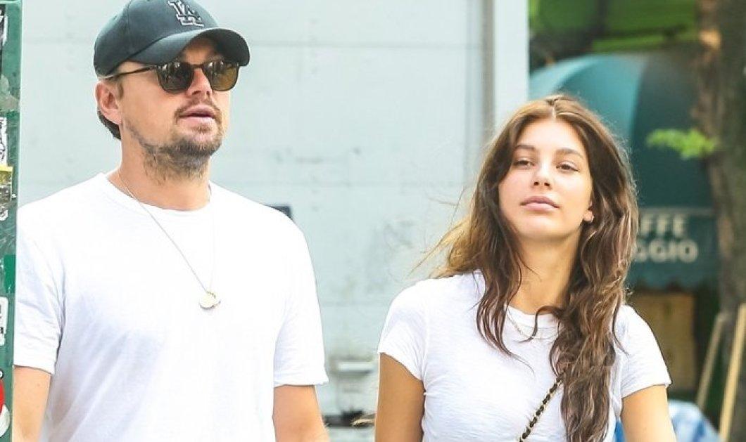 Ο Leonardo DiCaprio γνώρισε τη μητέρα της συντρόφου του Camila Morrone - Έφαγαν σε ελληνικό εστιατόριο μαζί με τον Al Pacino (ΦΩΤΟ) - Κυρίως Φωτογραφία - Gallery - Video
