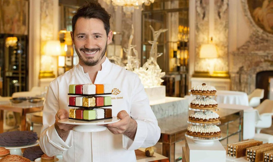 Cedric Grolet: «Best Pastry Chef in the World 2018» και «Fruits» α λα ελληνικά - Κυρίως Φωτογραφία - Gallery - Video