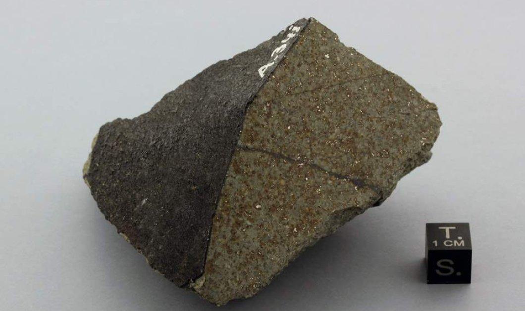 Κορυφαία ανακάλυψη από Έλληνα επιστήμονα: Ξεκλείδωσε τα μυστικά ενός ιστορικού μετεωρίτη  - Κυρίως Φωτογραφία - Gallery - Video
