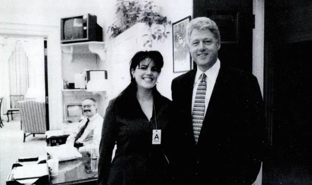 Σάλος με δηλώσεις Μπιλ Κλίντον για Μόνικα Λεβίνσκι  Σωστά δεν της ζήτησα  συγνώμη- Ξέρετε bc6ab8ba2ae