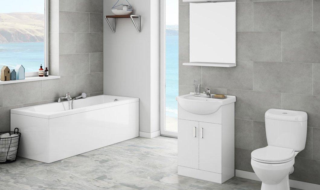 Πως να καθαρίσετε το μπάνιο σας εύκολα και γρήγορα!  - Κυρίως Φωτογραφία - Gallery - Video