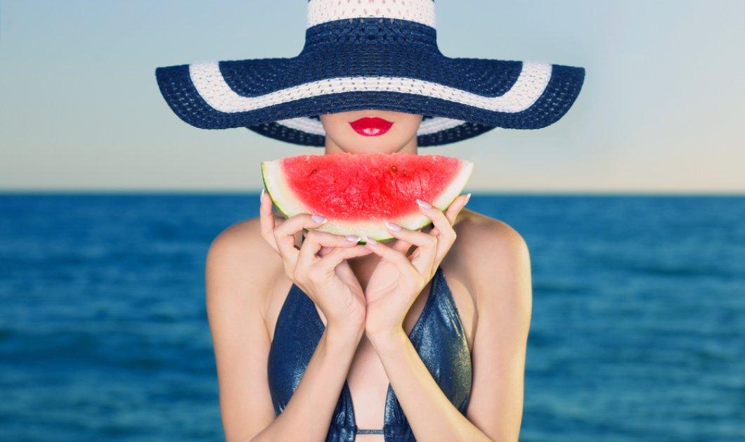 Ποιες τροφές προκαλούν πρήξιμο & πρέπει να αποφεύγουμε πριν την παραλία;  - Κυρίως Φωτογραφία - Gallery - Video
