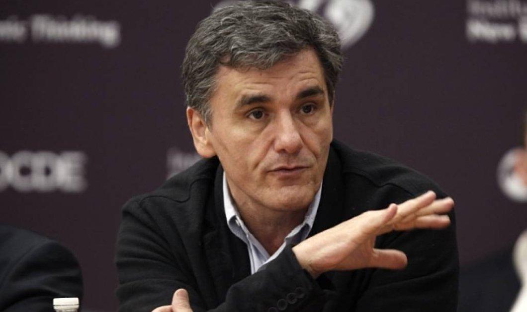 Τσακαλώτος: «Φτάσαμε στο τέλος της ελληνικής κρίσης» - Δείτε τι δήλωσε ο υπουργός Οικονομικών μετά το τέλος του χθεσινού Eurogroup (VIDEO) - Κυρίως Φωτογραφία - Gallery - Video