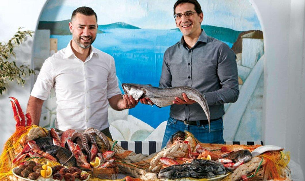 Fishαλίδες για ολόφρεσκο ψαράκι και τσίπουρο με καλή παρέα – Νησιώτικη εμπειρία από το Χαλάνδρι - Κυρίως Φωτογραφία - Gallery - Video