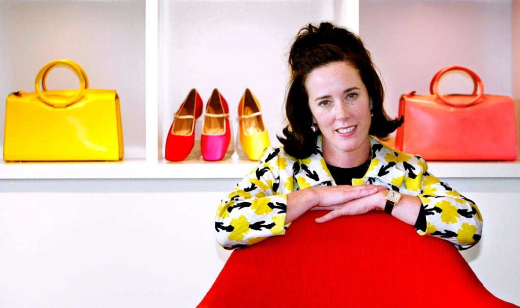 Αυτοκτόνησε με απαγχονισμό η διάσημη σχεδιάστρια μόδας Κate Spade: «Δεν φταις εσύ, κοριτσάκι μου. Ο μπαμπάς ξέρει...» - Κυρίως Φωτογραφία - Gallery - Video