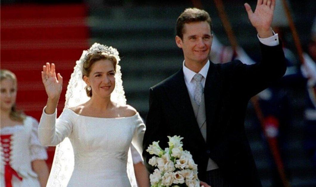 Στη φυλακή με κάθειρξη 5 ετών ο σύζυγος της αδελφής του Βασιλιά Φελίπε- Απαρηγόρητη η Κριστίνα (ΦΩΤΟ-ΒΙΝΤΕΟ) - Κυρίως Φωτογραφία - Gallery - Video