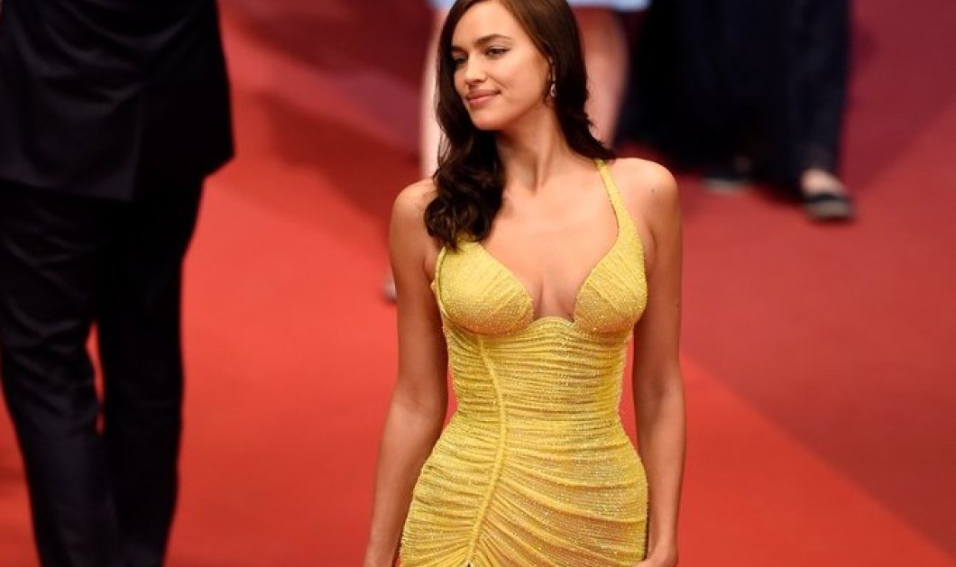 H Ιρίνα Σάικ στην πιο καλοκαιρινή sexy εμφάνισή της: Δυο κοχύλια πάνω στις ρώγες της (ΦΩΤΟ) - Κυρίως Φωτογραφία - Gallery - Video