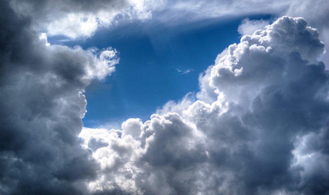Στη μισή χώρα ηλιοφάνεια, στη μισή βροχές και καταιγίδες - Κυρίως Φωτογραφία - Gallery - Video