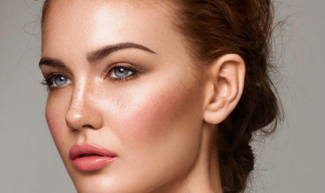"""Καλοκαιρινό μακιγιάζ: Τα """"ναι"""" & τα """"όχι"""" ανάλογα με το χρώμα των μαλλιών- Οι καλύτερες ιδέες για νύφες - Κυρίως Φωτογραφία - Gallery - Video"""