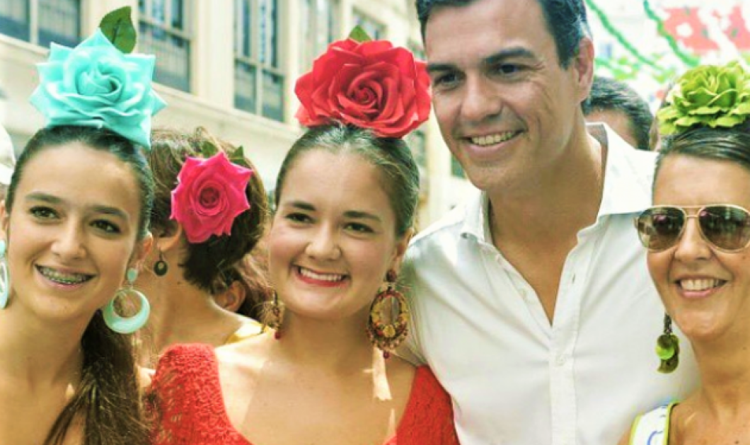 Ποιος είναι τελικά αυτός ο κούκλος Ισπανός Πρωθυπουργός: Ψηλός, αρρενωπός, έξυπνος, σοσιαλιστής - Έλεος Πέδρο Σάντσεθ (ΦΩΤΟ) - Κυρίως Φωτογραφία - Gallery - Video