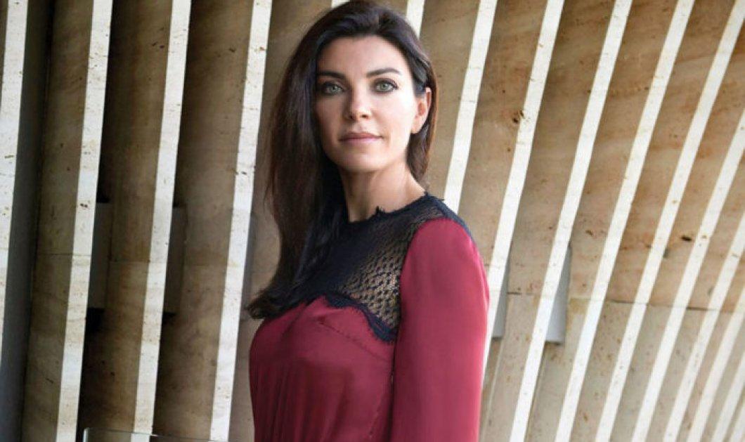 Το ασύλληπτο greek κλικ της Μαρίνας Βερνίκου στο εξώφυλλο του νέου περιοδικού της Sky express  - Κυρίως Φωτογραφία - Gallery - Video