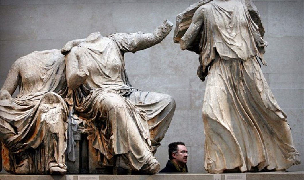 Good news: H UNESCO αναγνωρίζει για πρώτη φορά την επιστροφή των Γλυπτών του Παρθενώνα  - Κυρίως Φωτογραφία - Gallery - Video