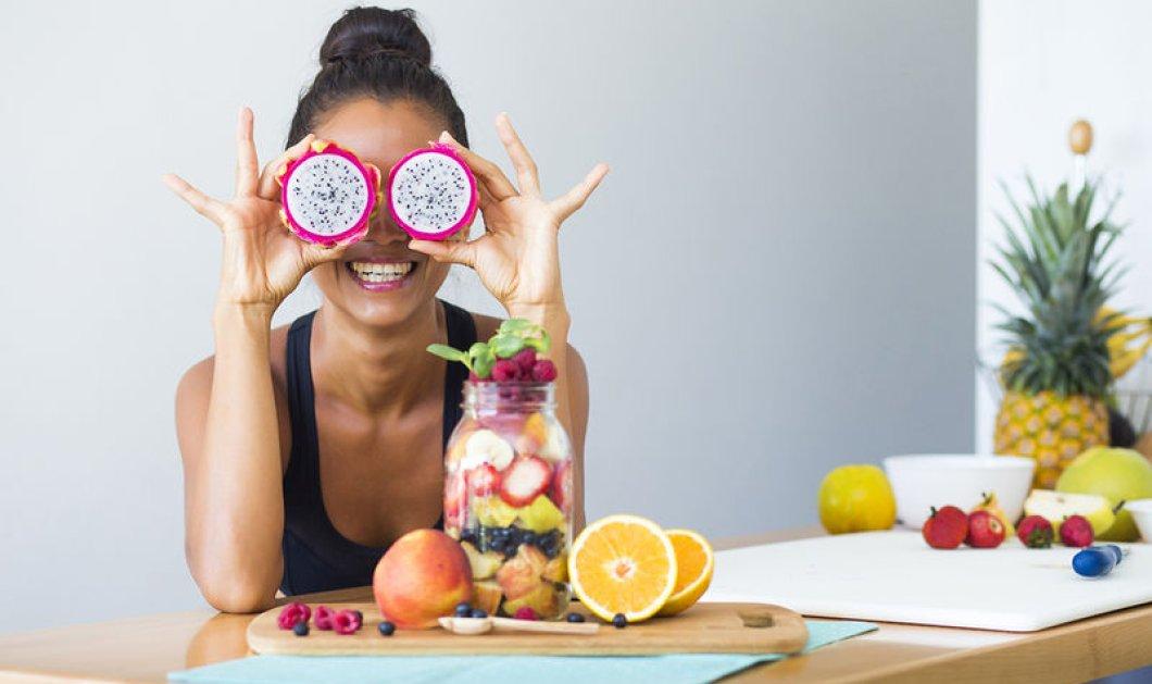 Το πιο «δυνατό» άρθρο για να αδυνατίσετε: 10 εύκολοι τρόποι για να ενισχύσετε τον μεταβολισμό σας - Κυρίως Φωτογραφία - Gallery - Video