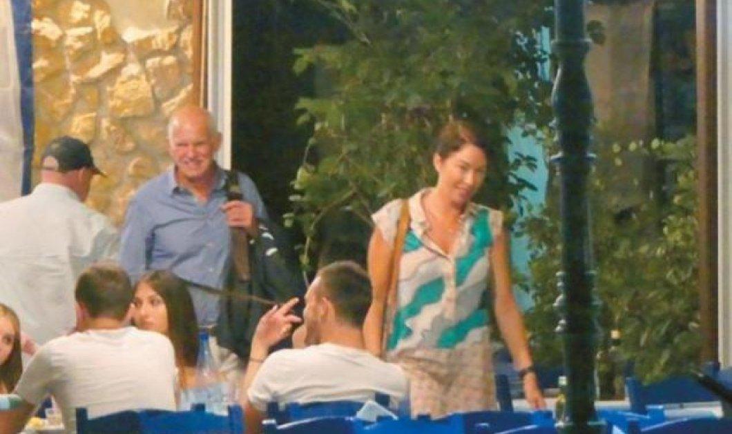 Τα γενέθλια του Γιώργου Παπανδρέου στην Κρήτη: Η σύντροφός του Γουέντι & η κόρη του Μαργαρίτα μαζί (ΦΩΤΟ) - Κυρίως Φωτογραφία - Gallery - Video
