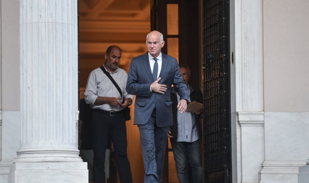 Παρέμβαση Παπανδρέου για Σκοπιανό: «Ισορροπημένη η συμφωνία» - Λέμε όχι στο όχι της ΝΔ είναι επιζήμιο οπορτουνισμό   - Κυρίως Φωτογραφία - Gallery - Video