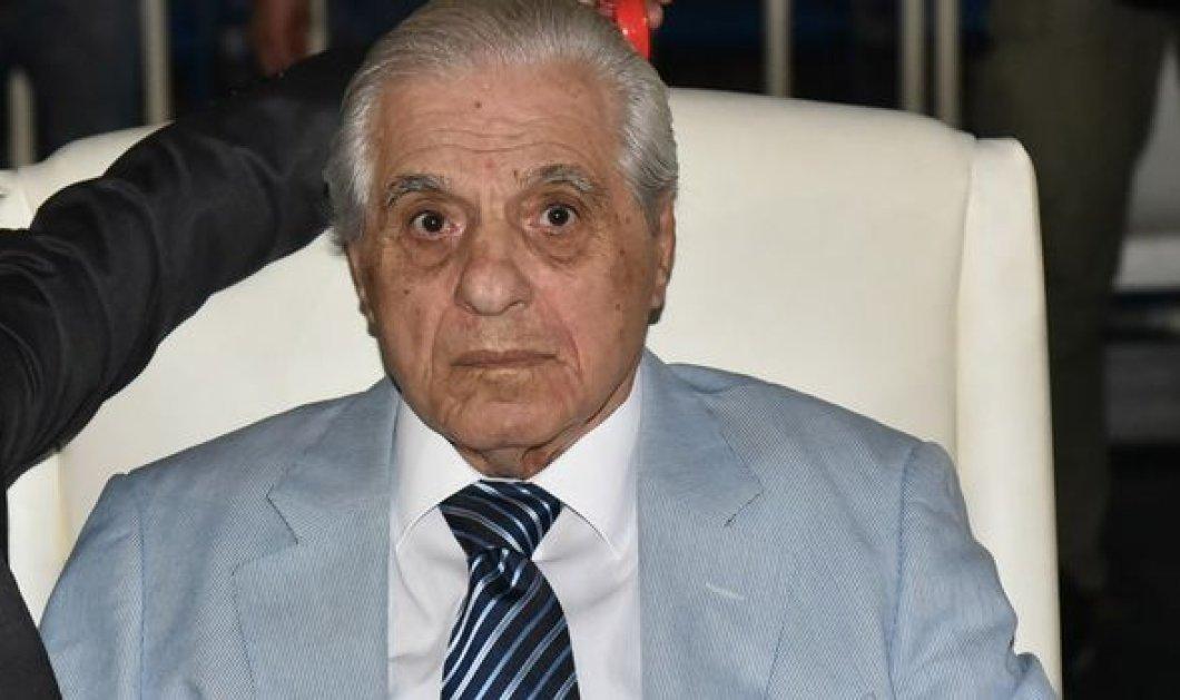 «Έφυγε» ο Παύλος Γιαννακόπουλος, ο ισχυρός άνδρας του Παναθηναϊκού - Κυρίως Φωτογραφία - Gallery - Video