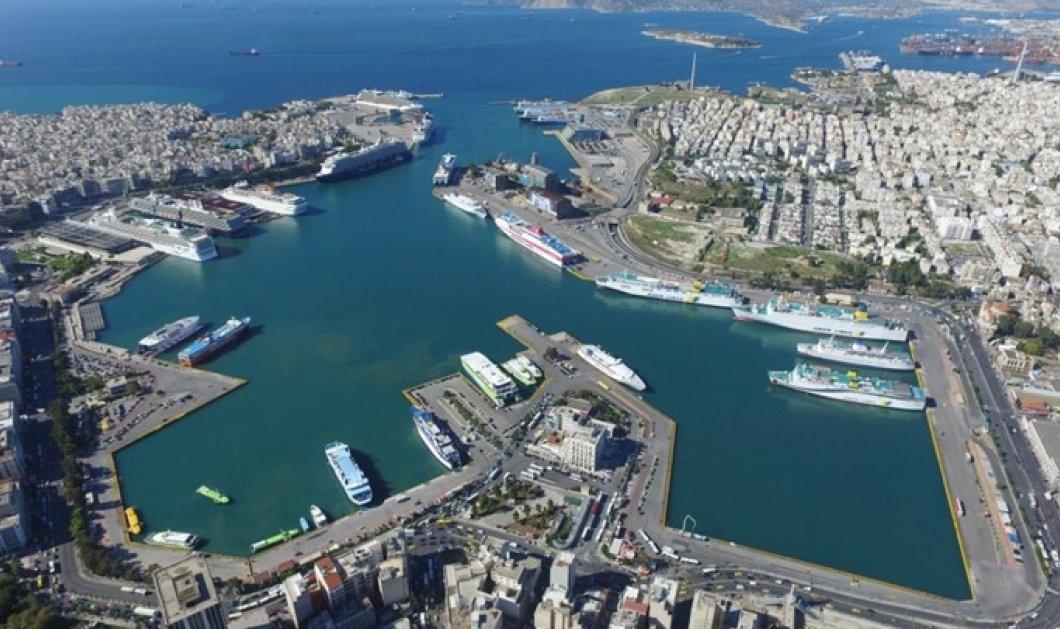 Λιμάνι Πειραιά: Το 2% των απεργών κρατά όμηρο το 98% - Κυρίως Φωτογραφία - Gallery - Video