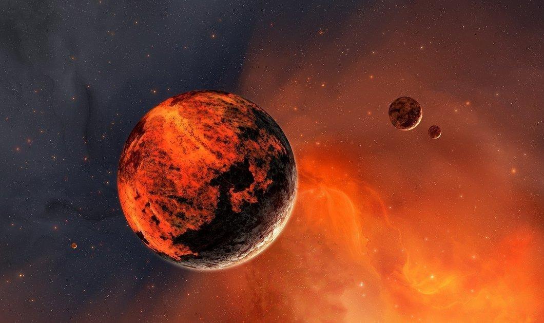 Επιτέλους βρέθηκε ζωή στον Άρη: Η NASA αποκάλυψε αρχαία οργανική ύλη που βεβαιώνει ότι κάποτε εδώ έζησε  - Κυρίως Φωτογραφία - Gallery - Video