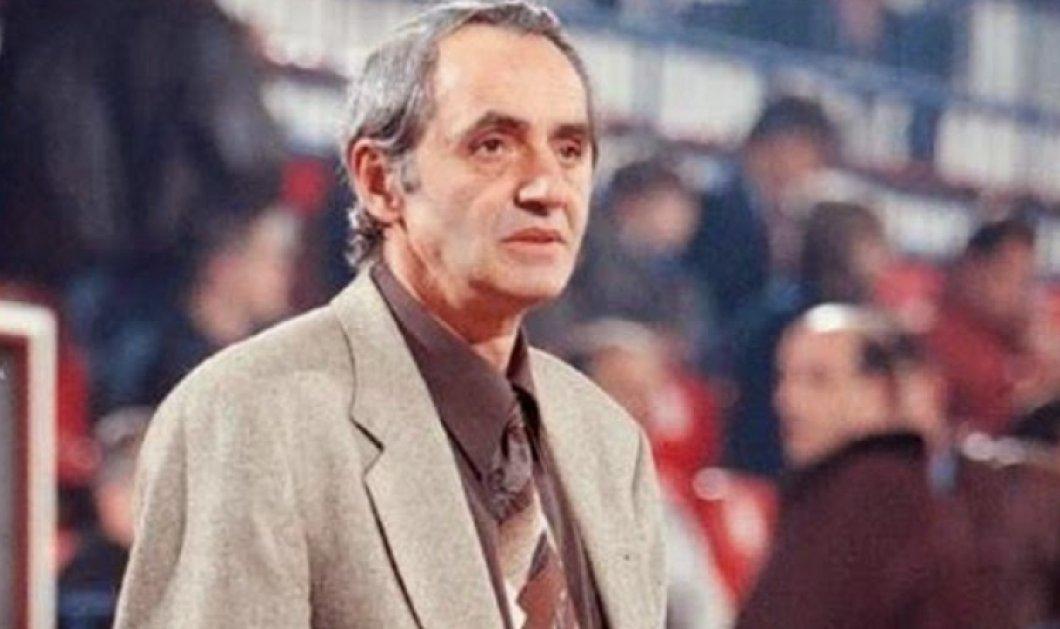 Πέθανε ο Κώστας Πολίτης, προπονητής της Εθνικής Ομάδας Μπάσκετ στον θρίαμβο του '87 - Κυρίως Φωτογραφία - Gallery - Video