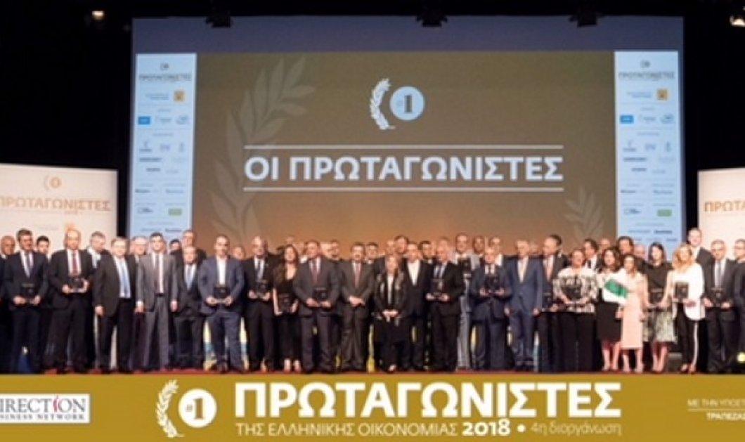 Αυτοί ήταν οι «Πρωταγωνιστές» της ελληνικής Οικονομίας 2018 - Αναδείχθηκαν και επιβραβεύθηκαν - Κυρίως Φωτογραφία - Gallery - Video