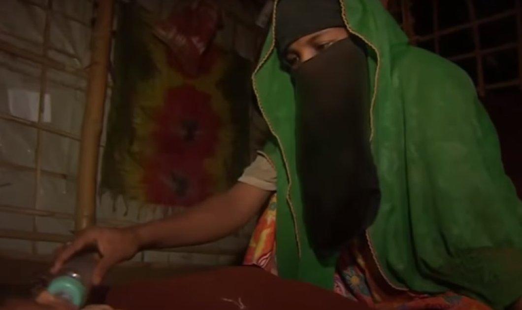 Συγκλονίζει η 17χρονη Ροχίνγκια: «Με βιάζαν ξανά & ξανά, με χτυπούσαν... Κράτησα το μωρό μου, θα ήταν αμαρτία να κάνω έκτρωση» (ΒΙΝΤΕΟ)  - Κυρίως Φωτογραφία - Gallery - Video