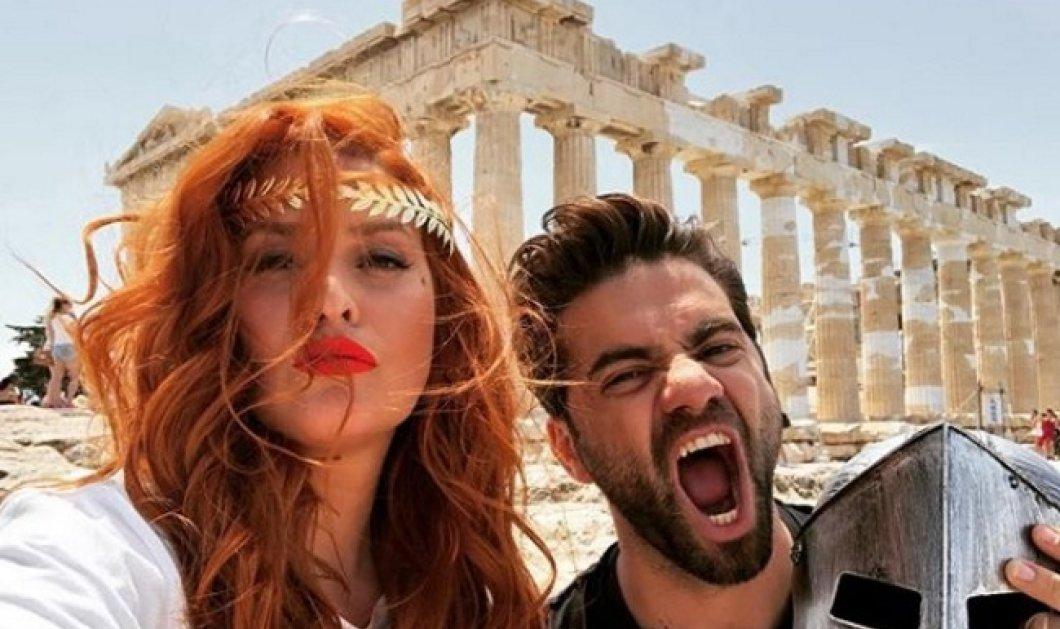 Η Σίσσυ Χρηστίδου κι ο Θοδωρής Μαραντίνης μας καλούν να επισκεφθούμε τη «δική τους Ελλάδα» μέσα από το νέο τους κανάλι (VIDEO) - Κυρίως Φωτογραφία - Gallery - Video