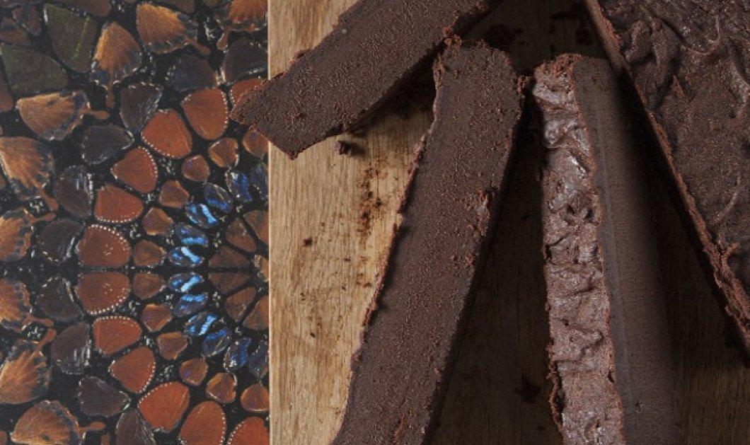 Εύκολη σοκολατόπιτα με την υπογραφή του Στέλιου Παρλιάρου - Κυρίως Φωτογραφία - Gallery - Video