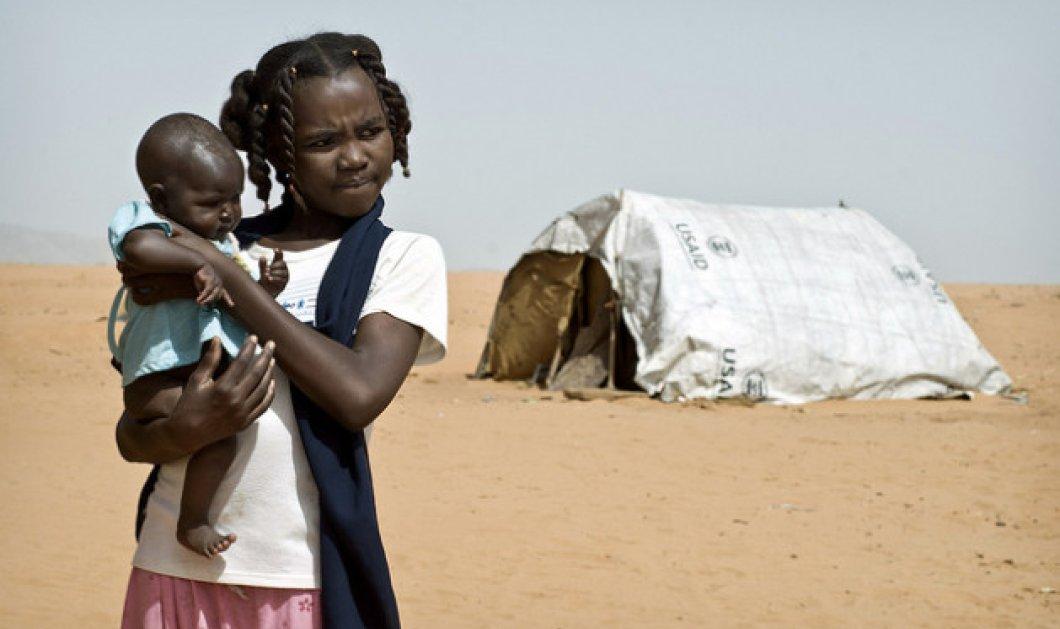 Φοβάμαι να μην με βιάσουν ή με σκοτώσουν σκέφτομαι την αυτοκτονία: Η σκληρή αλήθεια για 1 στα 4 κορίτσια του Νότιου Σουδάν  - Κυρίως Φωτογραφία - Gallery - Video