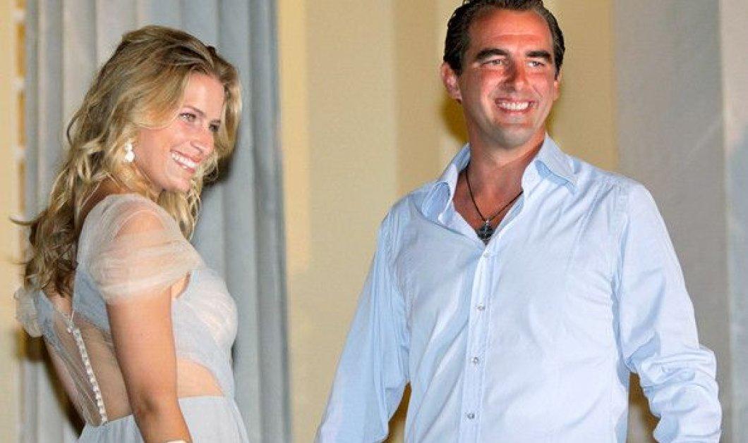 Πρίγκιπας Νικόλαος - Τατιάνα Μπλάτνικ: Το βαθύ ερωτικό βλέμμα του ζεύγους (ΦΩΤΟ) - Κυρίως Φωτογραφία - Gallery - Video