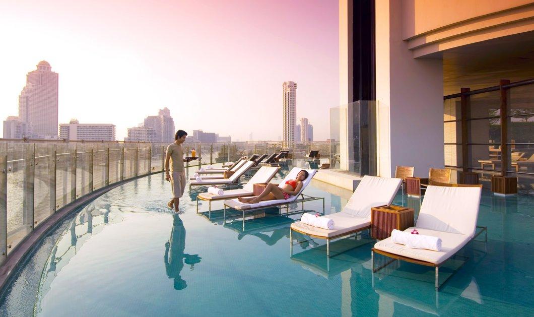 Πώς ονειρεύονται το ξενοδοχείο του μέλλοντος οι ταξιδιώτες; Με φωτισμό, σνακ, μουσική, θερμοκρασία που γουστάρουν!  - Κυρίως Φωτογραφία - Gallery - Video
