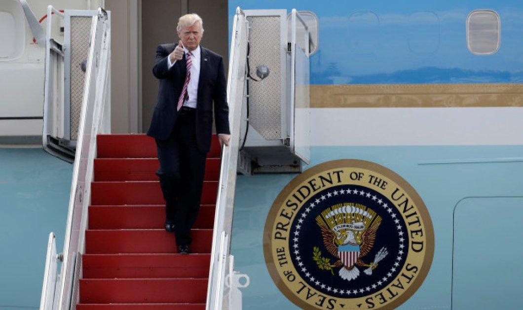 Στη Σούδα αυτό το Σαββατοκύριακο ο Τραμπ; - Κυρίως Φωτογραφία - Gallery - Video