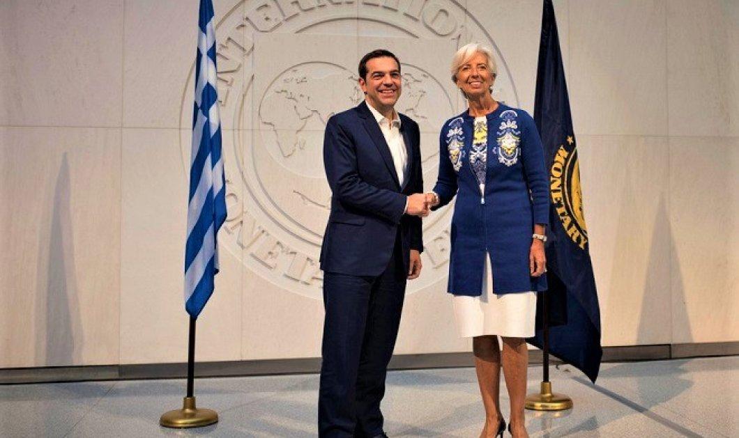 Ελλάδα ξανά κυρίως «πιάτο»- Το χρέος μας σήμερα στο κρίσιμο Washington Group  - Κυρίως Φωτογραφία - Gallery - Video