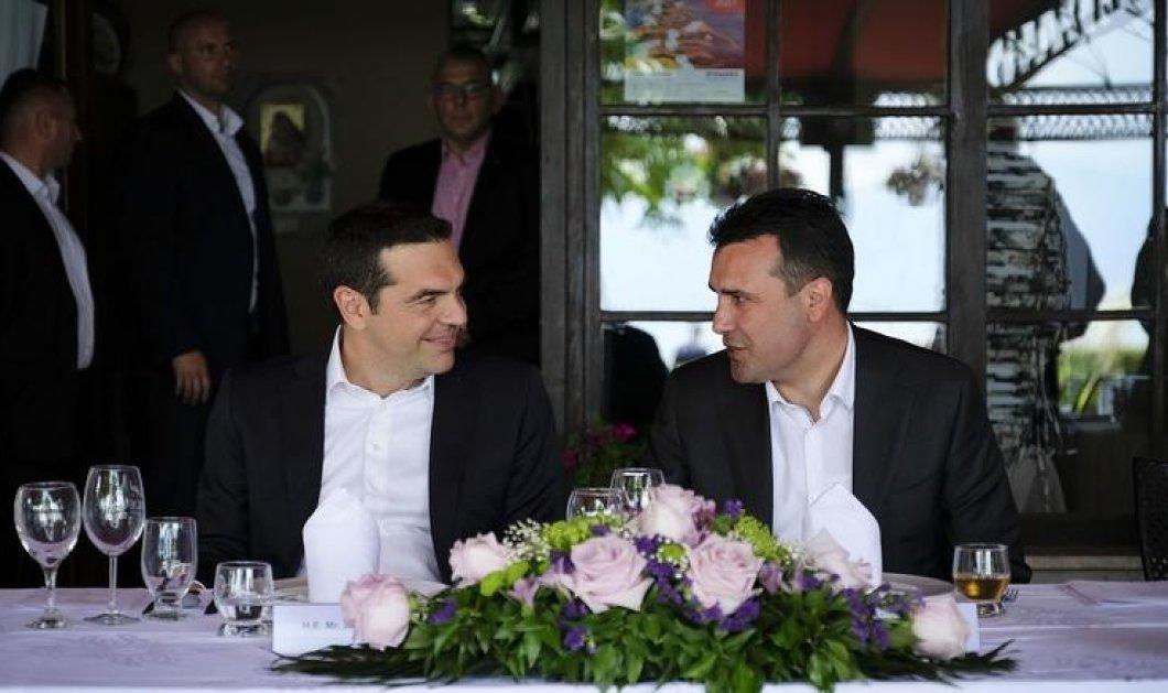 Αλέξης Τσίπρας: Το γεύμα ήταν σε πολύ καλό κλίμα, σχεδόν σαν τραπέζι γάμου  - Κυρίως Φωτογραφία - Gallery - Video