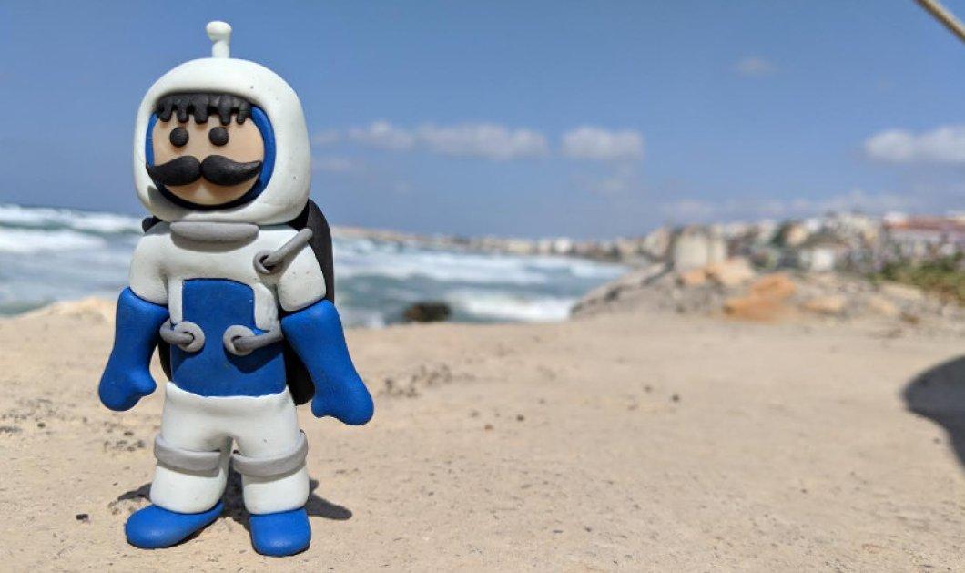 Ο Κρητικός Αστροναύτης Μανούσος ετοιμάζεται για την πρώτη Αεροδιαστημική Αποστολή από την Κρήτη - Κυρίως Φωτογραφία - Gallery - Video