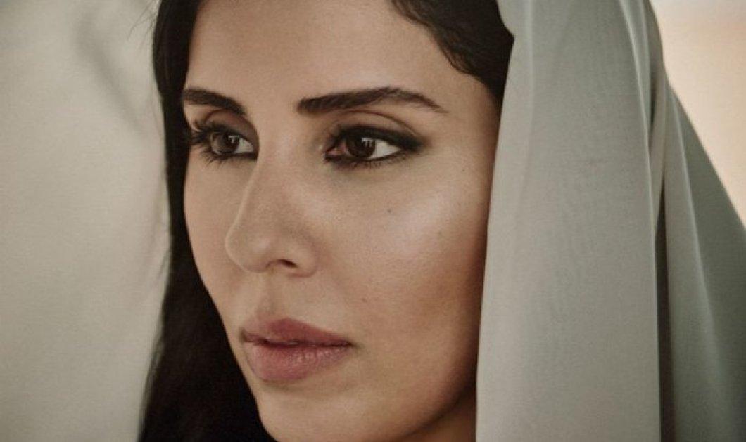 Το νέο τολμηρό εξώφυλλό της Vogue γράφει ιστορία: Μια πριγκίπισσα με μαντήλα... στο τιμόνι (ΦΩΤΟ) - Κυρίως Φωτογραφία - Gallery - Video