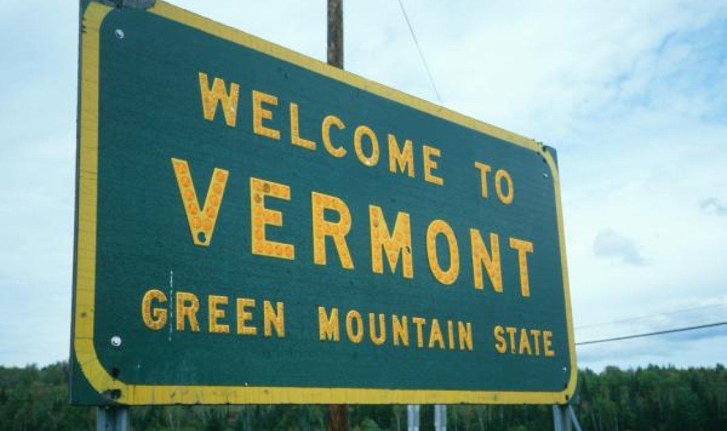 Η Πολιτεία του Βερμόντ σε πληρώνει για να μετακομίσεις και να εργαστείς εκεί - Τι σκέφτηκαν για να προσελκύσουν περισσότερους τουρίστες - Κυρίως Φωτογραφία - Gallery - Video