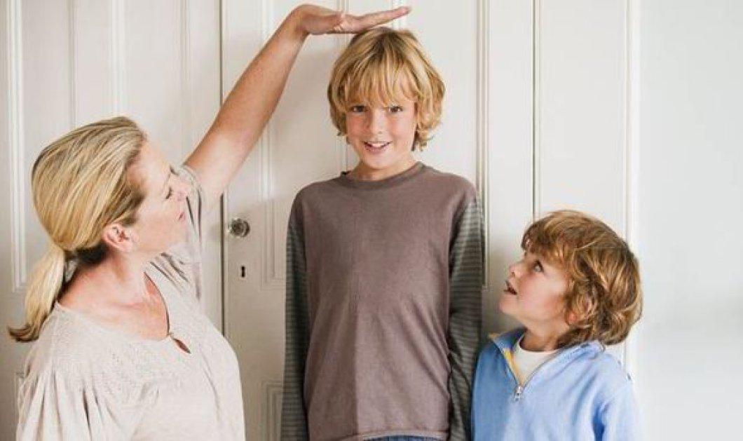 Ποιοι είναι οι παράγοντες που επηρεάζουν το ύψος του παιδιού σας;  - Κυρίως Φωτογραφία - Gallery - Video