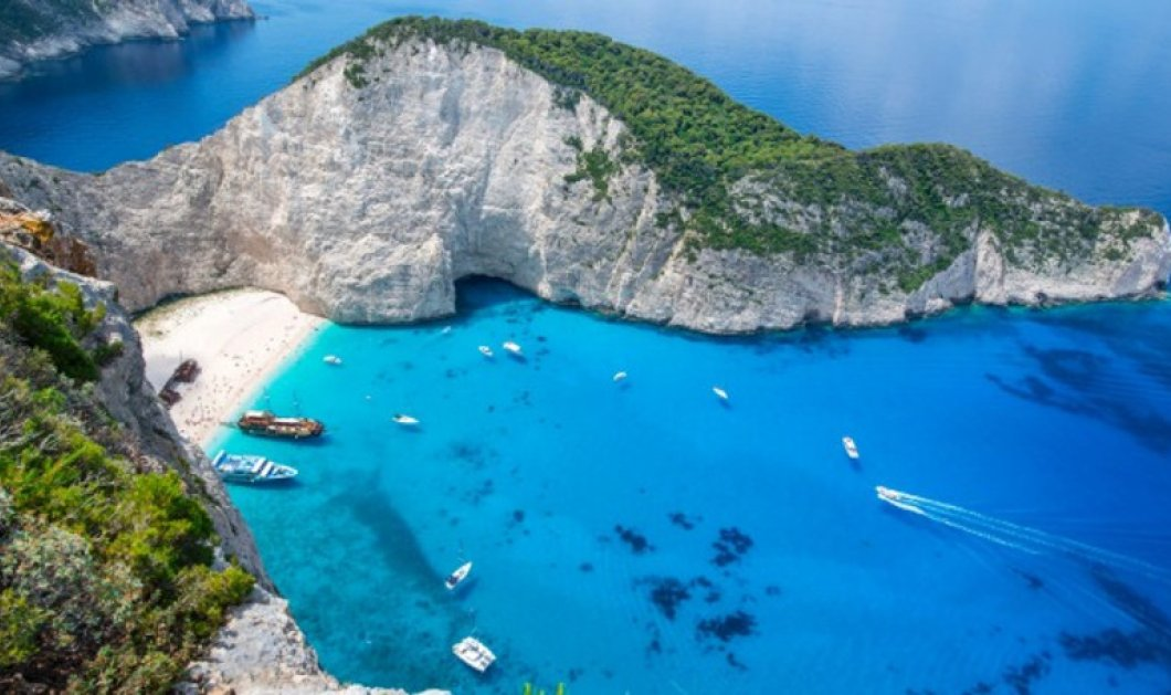 Conde Nast Traveller: Η Ελλάδα στις 10 πιο όμορφες χώρες του κόσμου  - Κυρίως Φωτογραφία - Gallery - Video