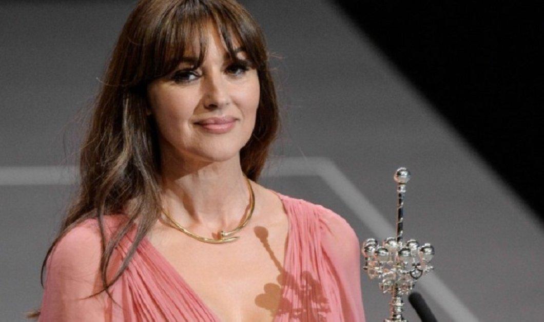 Μόνικα  Μπελούτσι : Δεν σας λέω πως πήγε ντυμένη  στο event του Cartier στο Παρίσι (φωτο)  - Κυρίως Φωτογραφία - Gallery - Video