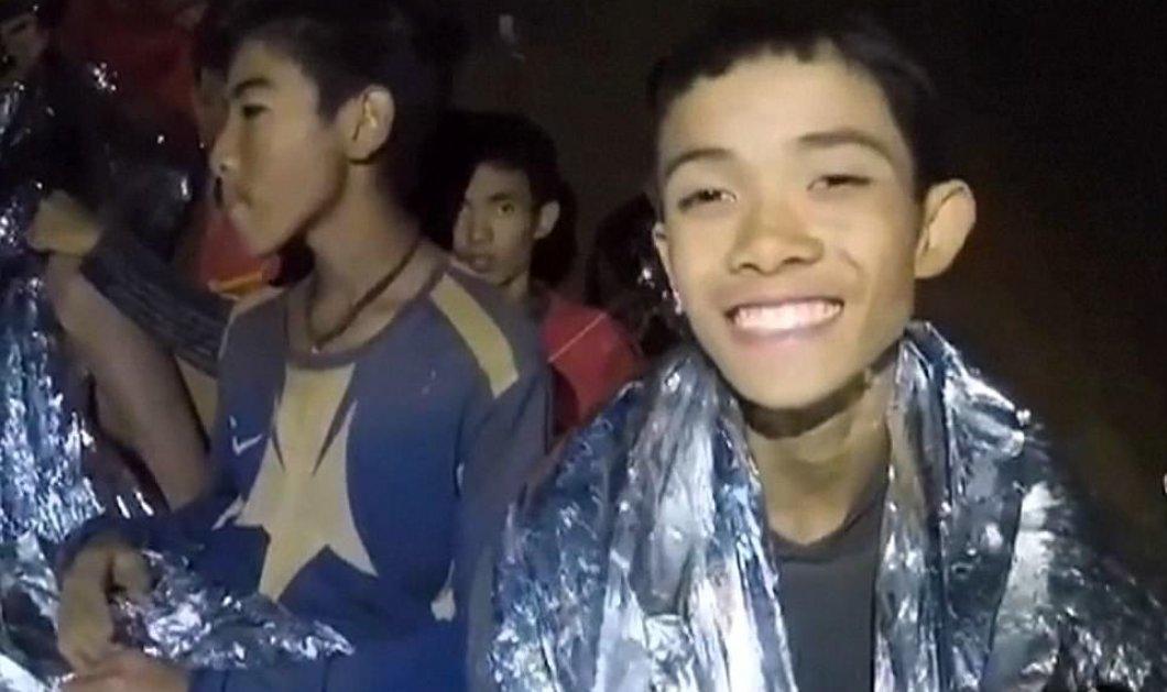 Κορυφώνεται η αγωνία στην Ταϊλάνδη: Ξεκίνησε η δύσκολη επιχείρηση διάσωσης των εγκλωβισμένων παιδιών και του προπονητή τους (φωτο-βιντεο) - Κυρίως Φωτογραφία - Gallery - Video
