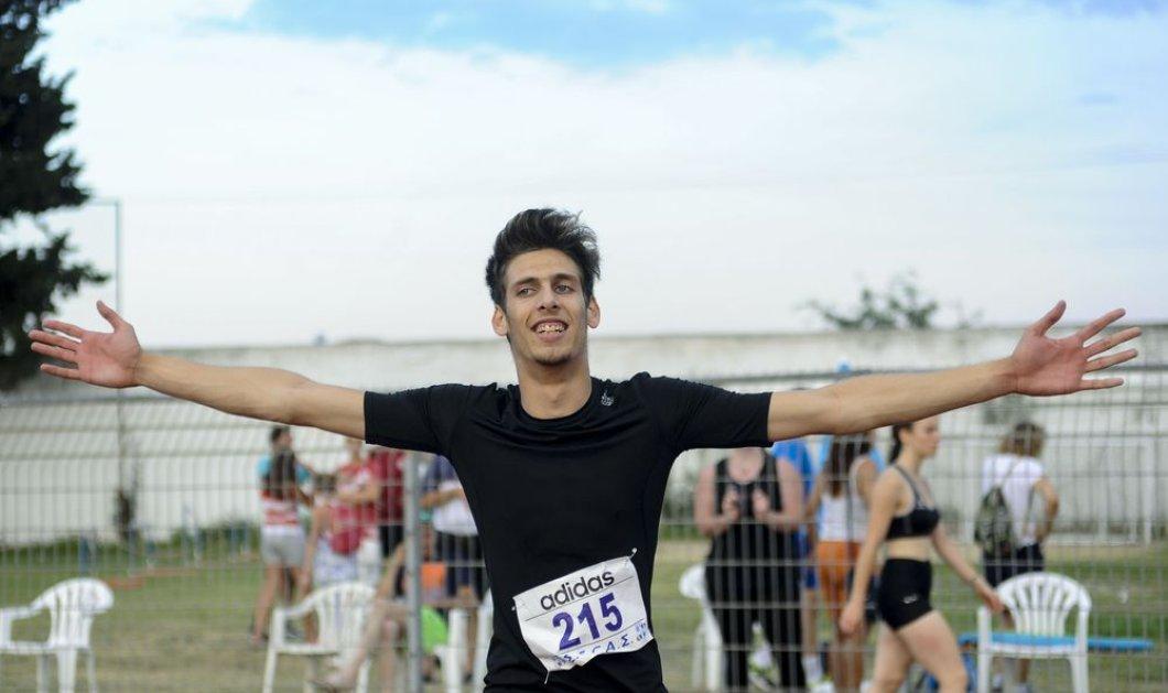 Good News: Παγκόσμιος πρωταθλητής στους νέους ο Αντώνης Μέρλος  - Κυρίως Φωτογραφία - Gallery - Video