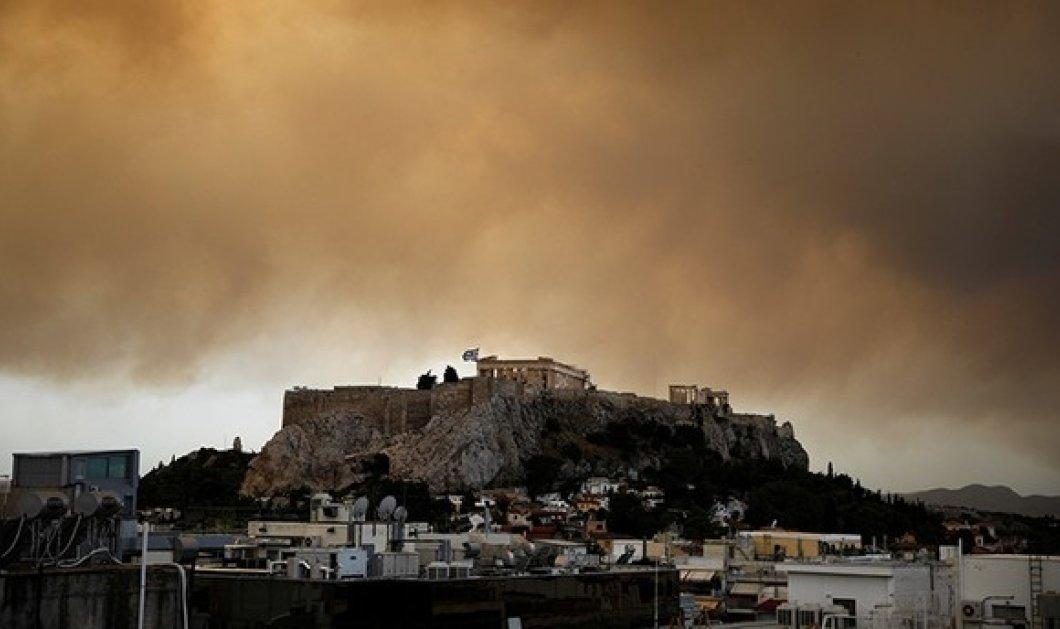 Οι ξένοι ηγέτες στο πλευρό της Ελλάδας: Τα συλλυπητήριά τους στον Αλέξη Τσίπρα για τις φονικές πυρκαγιές στην Αττική - Κυρίως Φωτογραφία - Gallery - Video