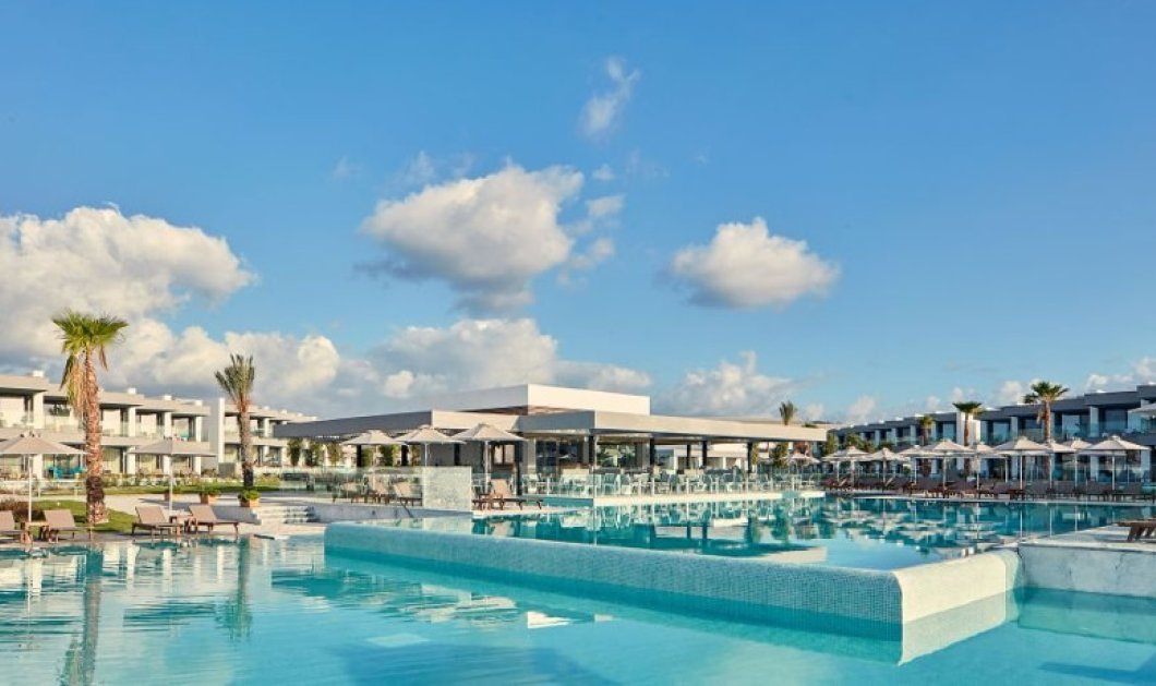 Atlantica Dreams Resort: Η νέα πολυτελής ξενοδοχειακή έλευση στη Ρόδο - Άνεση & μοντέρνα αρχιτεκτονική για τις πιο luxury διακοπές με θέα στο Αιγαίο - Κυρίως Φωτογραφία - Gallery - Video