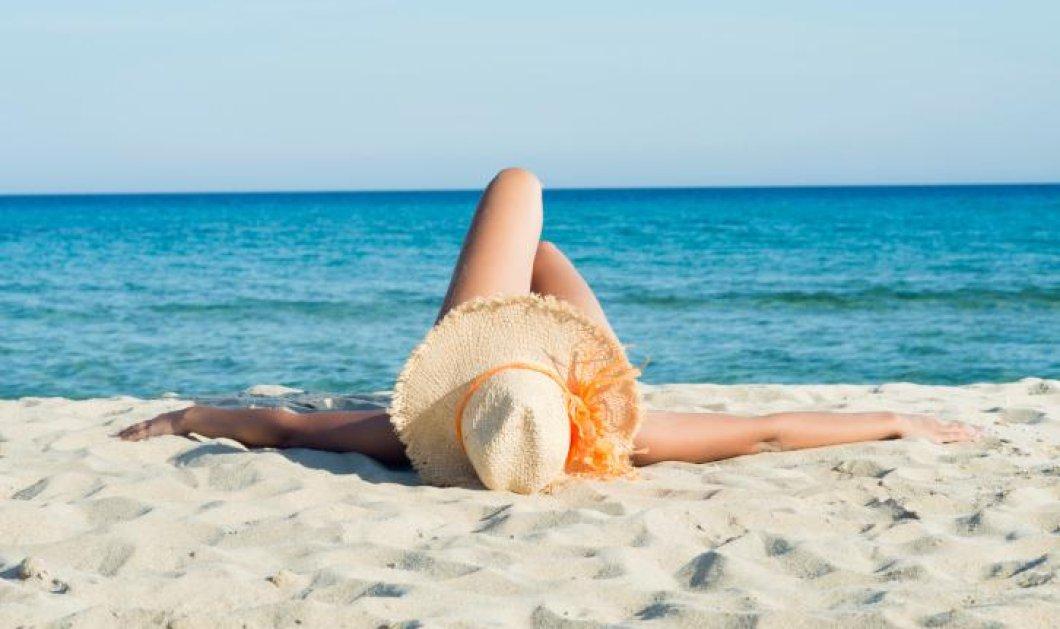 Το καλοκαίρι είναι εδώ- Ηλιοφάνεια & υψηλές θερμοκρασίες - Κυρίως Φωτογραφία - Gallery - Video