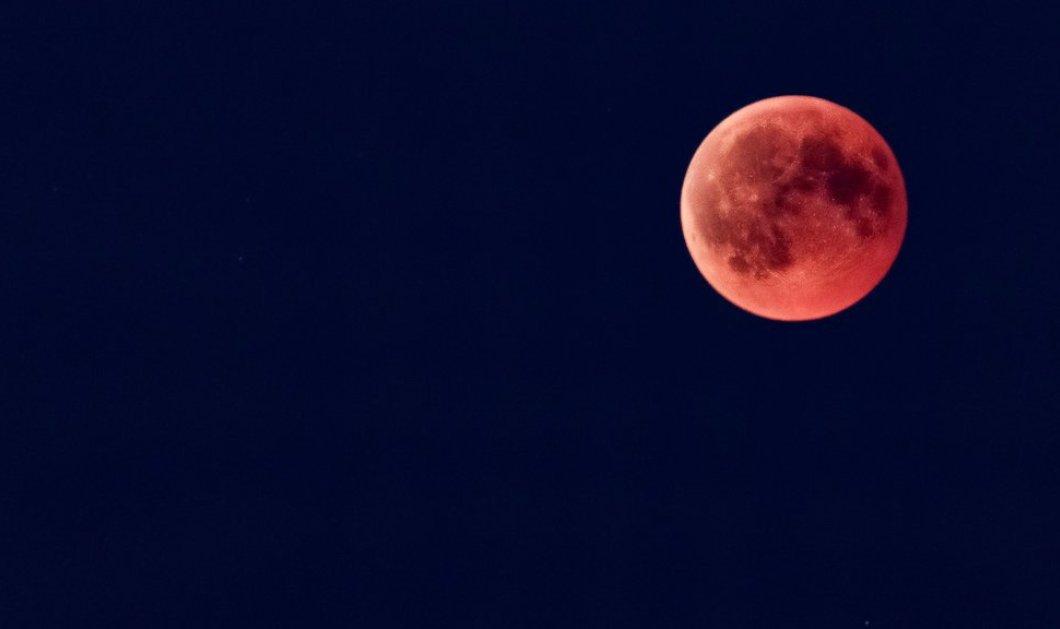 Πάρος : Απολαύστε το βιντεο με την μεγαλύτερη έκλειψη σελήνης του 21ου αιώνα στο πανέμορφο νησί - Κυρίως Φωτογραφία - Gallery - Video