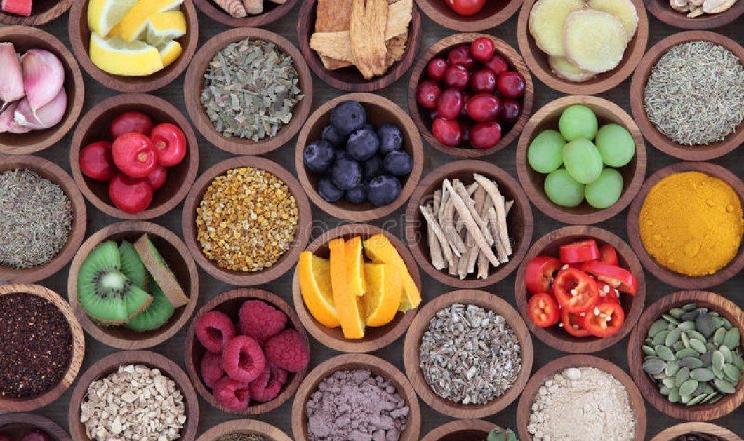 Να τι πρέπει να τρώτε για να ενισχύσετε το ανοσοποιητικό σύστημά σας - Κυρίως Φωτογραφία - Gallery - Video