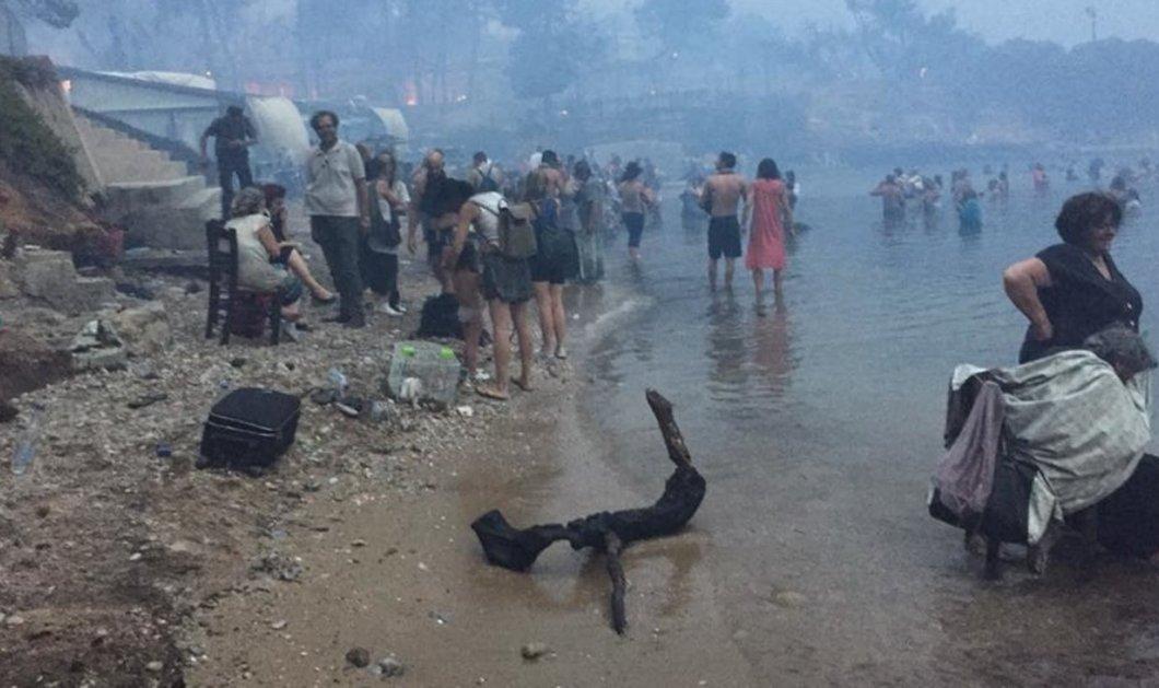 Δύο Αιγύπτιοι ψαράδες πήγαν με τα καΐκια τους και έσωσαν δεκάδες στην Ραφήνα - Κυρίως Φωτογραφία - Gallery - Video